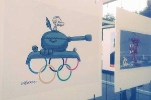 Рада отменила авторское право при использовании символики в карикатурах
